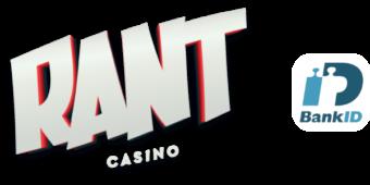 rant casino logo bankid