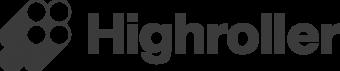 logo high roller negative